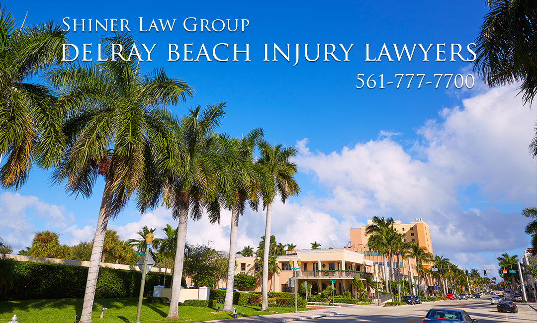 Delray Beach Personal Injury Lawyer